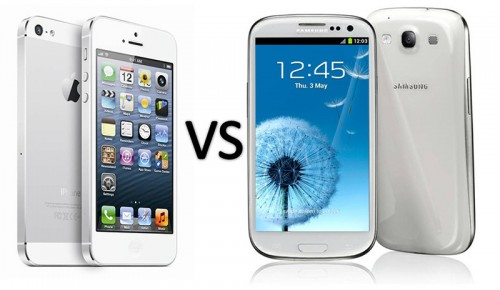 iPhone 5 Is Cheaper to Use Than Galaxy S III