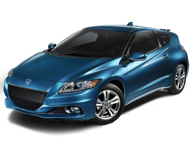 Refreshed 2013 Honda Cr Z Hybrid With Better Mpg More Colors Megatechnews