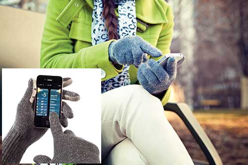 Emitips Let You Use Your Phone While Keeping Your Hands Warm