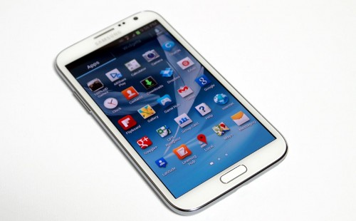 MEGATech Reviews - Samsung Galaxy Note II Android Superphone