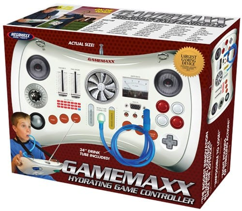 GAMEMAXX Controller Will Fool Your Friends