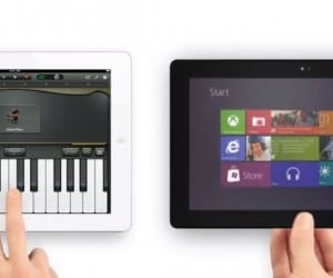 Video: The Apple iPad vs. Microsoft Surface Combo Television Commercial