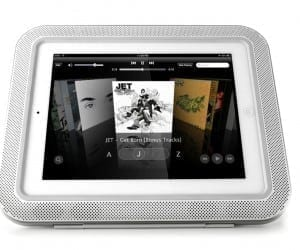 Shift and Industry Collaborate on ORA iPad Sound System