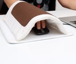 Heating MousePad: Silly or Brilliant?