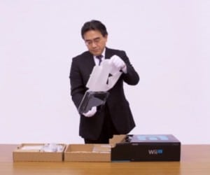 Official Nintendo Wii U Unboxing Video with President Satoru Iwata