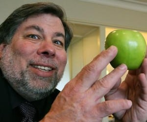 The Woz Says Microsoft Is Out-Innovating Apple