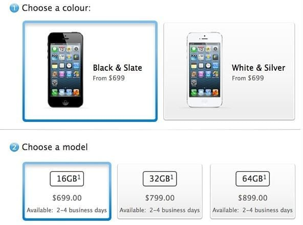 Buy As Many Unlocked iPhone 5s As You Want