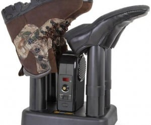 Shoe and Boot Dryer Saves Winter Feet Misery