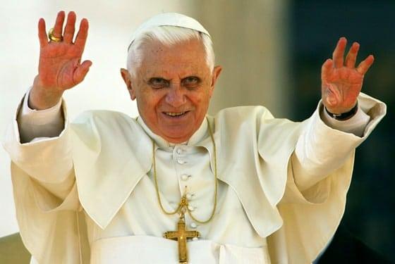 Pope Benedict XVI Joins Twitter