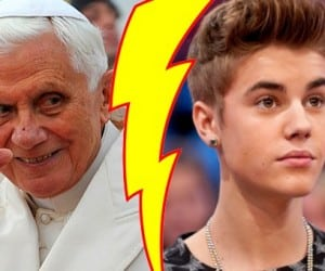 The Vatican Pits Pope Against Bieber on Twitter, Spins Retweet Facts
