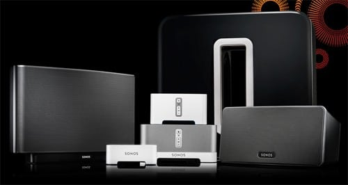 how to connect sonos to itunes