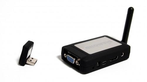 MEGATech Reviews - Diamond Multimedia WPCTVPRO VStream Wireless USB to TV