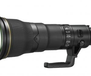 Nikon Introduces New 800mm Telephoto and 18-35mm Wide Angle Lenses