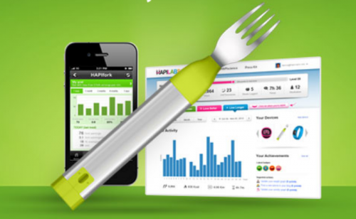 HAPIfork May Help With Your New Year's Resolutions