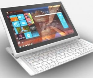 CES 2013 - MSI Announces S20 Ultrabook Convertible