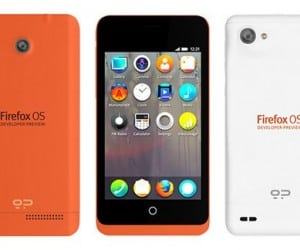 Geeksphone to Release Mozilla Firefox OS Smartphones