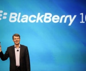 BlackBerry 10 Launches with Over 70k Apps