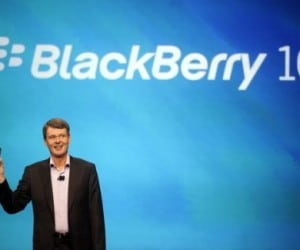 BlackBerry 10 Will Have Apps for Launch