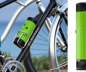 CES 2013: Scosche's boomBOTTLE Portable Speaker Offers Music on the Go