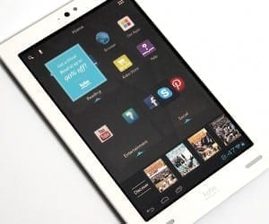 MEGATech Reviews - Kobo Arc Android 4.0.4 Tablet E-Reader