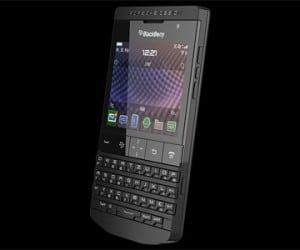 Blackberry Unleashes The P'9981 Black