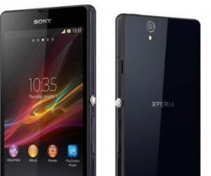 CES 2013 - The Xperia Z, Sony's Answer to the iPhone 5 and Galaxy S3
