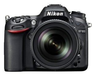 Nikon Introduces D7100 24MP DSLR