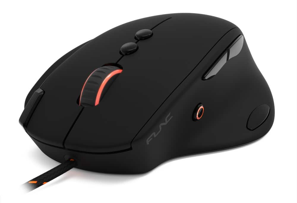 Func steps into the Gaming Mouse Market with Heavy Weaponry