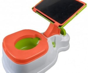 The iPotty: Words Almost Fail Me