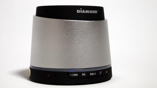 MEGATech Reviews - Diamond Multimedia Mini Rockers Mobile Bluetooth Speakers