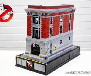 MEGATech Showcase: LEGO Madness