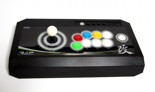 MEGATech Reviews - Hori Real Arcade Pro VX SA Kai FightStick for Xbox 360