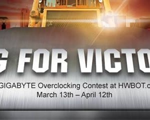 """GIGABYTE Launches """"Dig for Victory"""" Contest at HWBOT"""