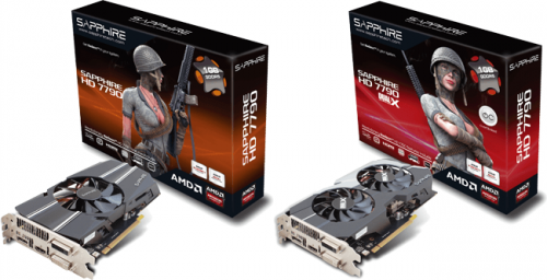 The News: Radeon HD 7790 Edition