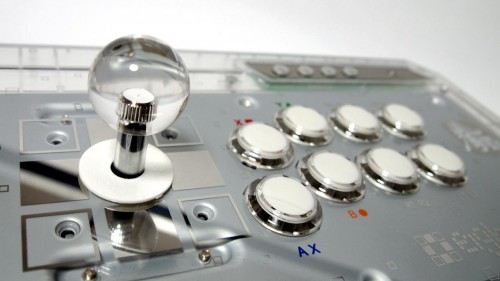 MEGATech Reviews - Eightarc Fusion Synthesis Professional FightStick for Xbox 360, PS3 and PC