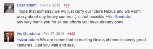 Google Nexus 5 Rumoured to Have Nikon Camera