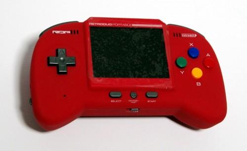 MEGATech Reviews - RetroDuo Portable Version 2.0 Core Edition NES/SNES Handheld