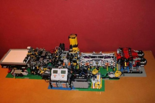 MEGATech Showcase: The Land of LEGO