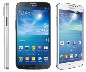 Samsung Announces the Galaxy Mega 5.8 and 6.3