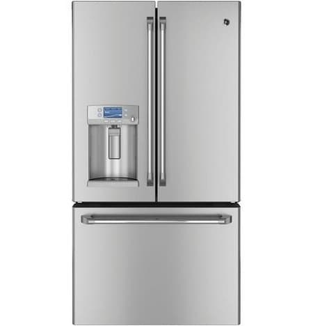 Cafe Refrigerator by GE Does Heating and Cooling
