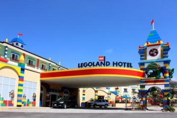 It's Open! The LEGOLAND Hotel in California is Open!