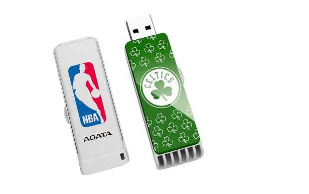 Catch the NBA Playoffs with Your Favorite Team and ADATA