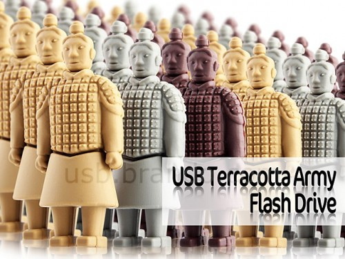 MEGATech Showcase: Flash Drives Are Everywhere