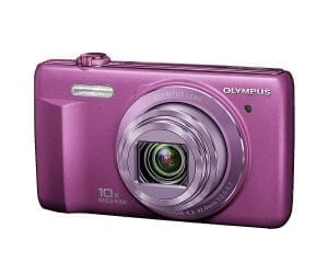 Olympus to Drop Entry Level Compact Cameras