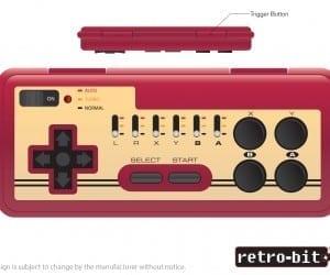 Retro-Bit Controllers Coming to E3 2013