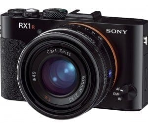 Sony Announces RX1R and RX100 II