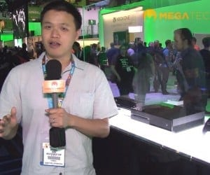 MEGATech Videos - Gaming at E3 Expo 2013 in Los Angeles