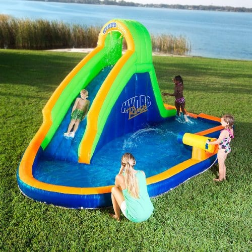 Double Your Summer Fun With Wham-O and Blast Zone