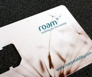 MEGATech Reviews - Roam Mobility Travel SIM Card and US Roaming Service