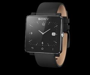 Sony Unveils the SmartWatch 2